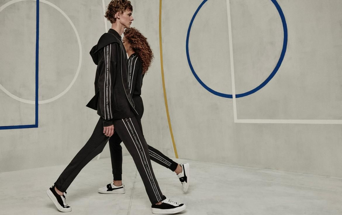 A Blend Of Style! @KarlLagerfeld Collaborates With @PUMA For An Exclusive Capsule Collection https://buff.ly/2Ncv3Kw #Style #Fashion