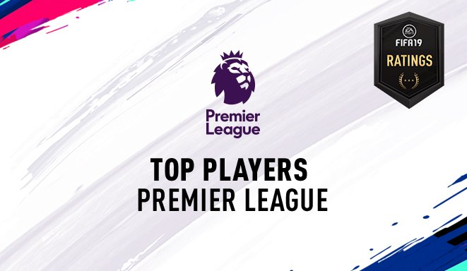Strikers, wingers ➕ more. The top players in the @premierleague in #FIFA19 ➡️ https://t.co/7WH6Z9gwPM #FIFARatings https://t.co/PTZA4NSMQl