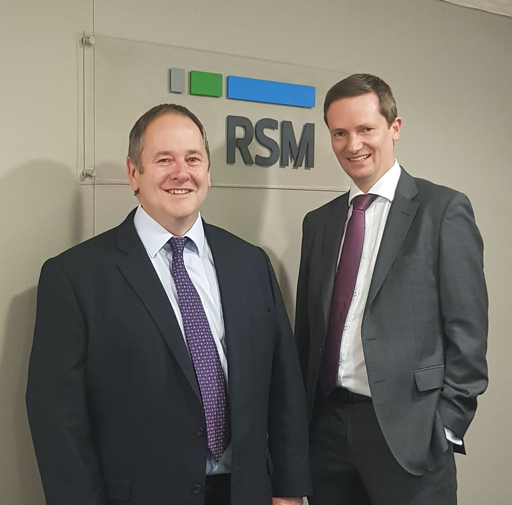 9edfe598fb1b Delighted to welcome new  Technology  Consulting partner David Rowling to   RSMUK  Birmingham this week - his IT strategy skills and IT Director  experience ...