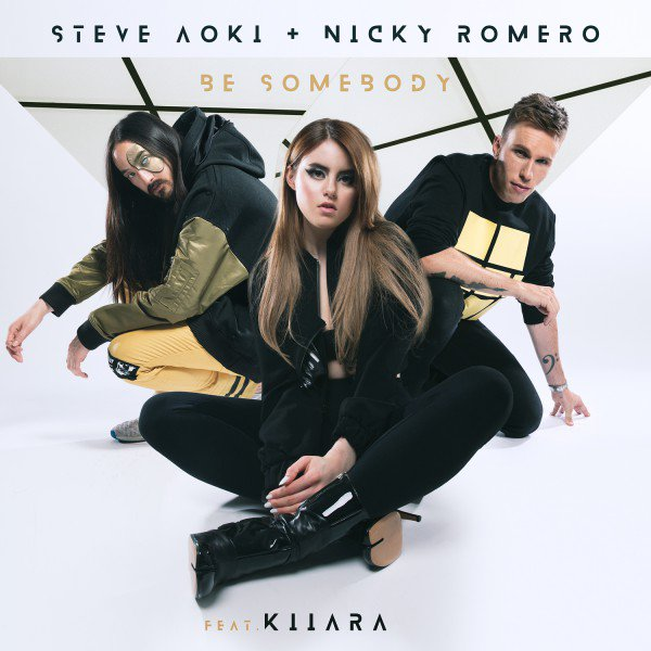 @steveaoki con @nickyromero e @KIIARA pubblica il nuovo singolo #besomebody in #radio da domani#NewSingle #OnAir#radiodate-http://radiodate.it/radio-date/steve-aoki-nicky-romero-feat-kiiara-be-somebody-178281-14-09-2018-radiodate/#NewMusicFriday@ultrarecords  - Ukustom