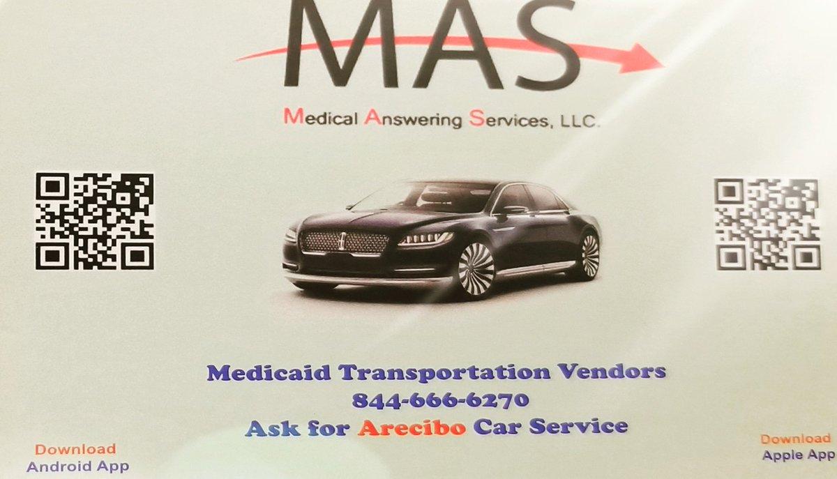 Arecibo Car Service On Twitter Arecibo Car Service We Also Provide