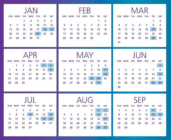 Mcat 2019 Calendar MCAT on Twitter: