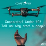 Image for the Tweet beginning: 🚀Are you a young cooperator