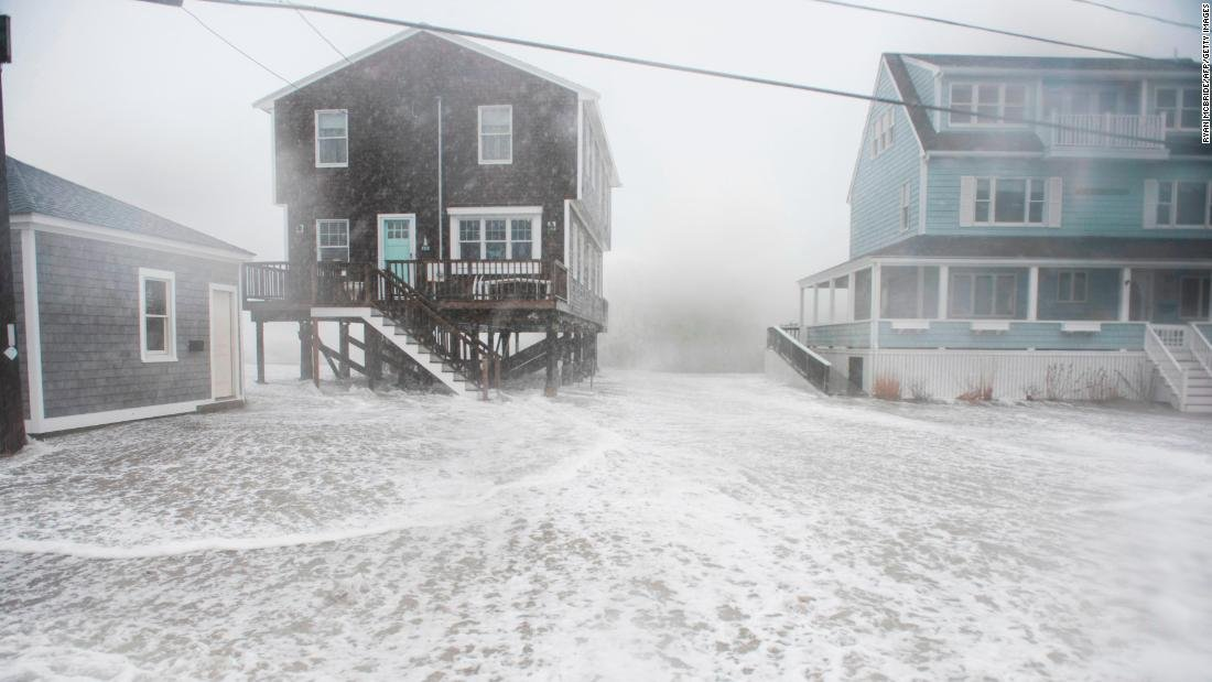 The National Weather Service says almost half of all deaths from tropical cyclones come from storm surge. While many people focus on the wind speed of storms, the danger often comes from the water flowing in from the ocean. cnn.it/2NaNAXx