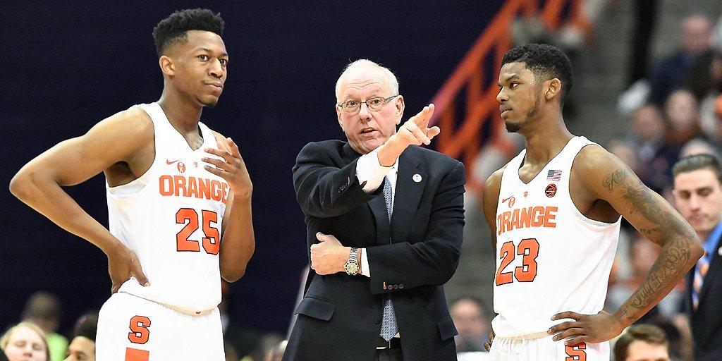 Syracuse Basketball On Twitter Syracuse Basketball 2018 19