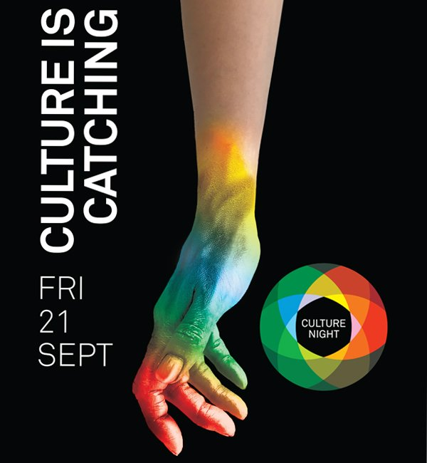 """test Twitter Media - """"Myles & Schrodinger"""" at #DIASDublin @StpDias Playwright Arthur Riordan discusses his play Improbable Frequency and how Erwin Schrodinger came to be a character in it. More details here https://t.co/orpZB3vzpM  #culturenight #culturenight2018 #DIASDiscovers https://t.co/Z4z6dpIlzu"""