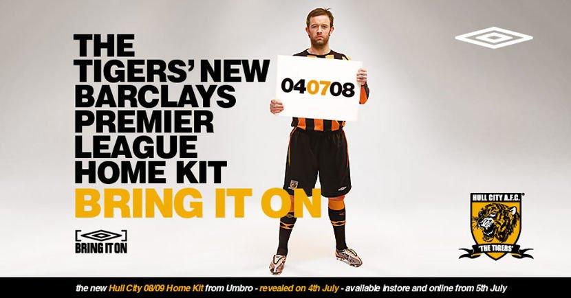 Hull City Kits on Twitter: