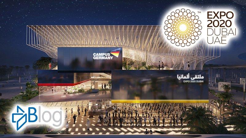 CAMPUS GERMANY – Die @Koelnmesse hat das Konzept für den Deutschen Pavillon auf der EXPO 2020 Dubai vorgestellt. Gastautor Stefan Dömelt war dabei und berichtet: http://blog.auma.de/expo-2020-gedanken-verbinden-und-die-zukunft-gestalten/… @expo2020germany #expo2020germany #germanpavilion #DeutscherPavillon #Expo2020