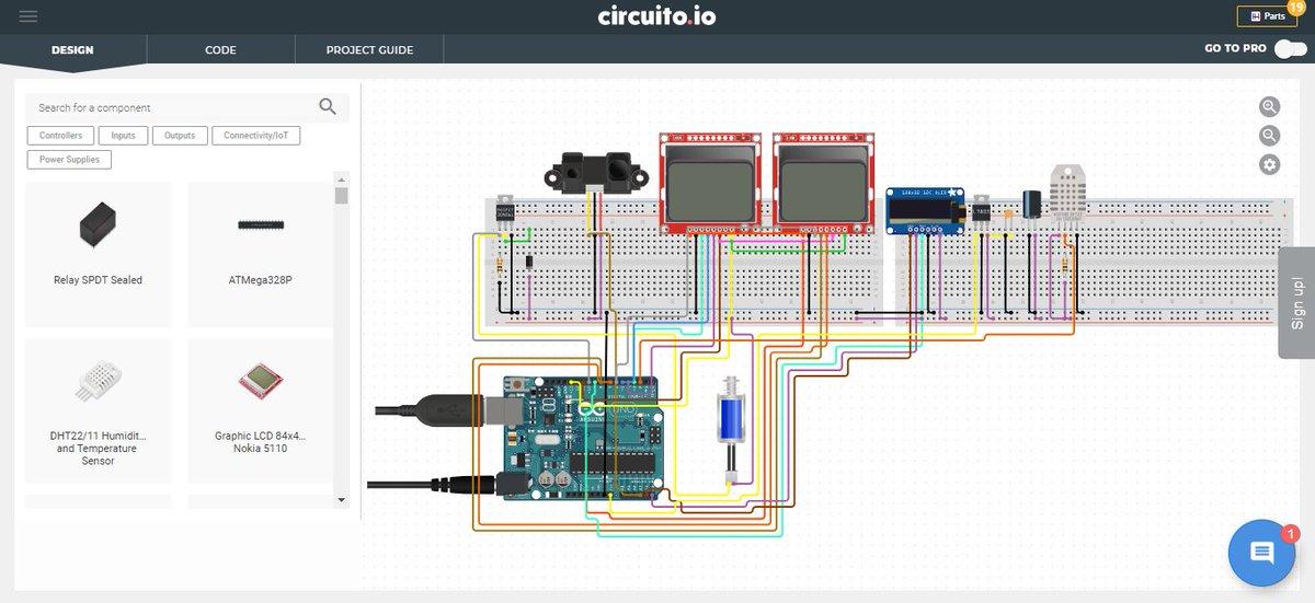 Circuito Io : Arduino bluetooth controlled mini lift with circuito youtube