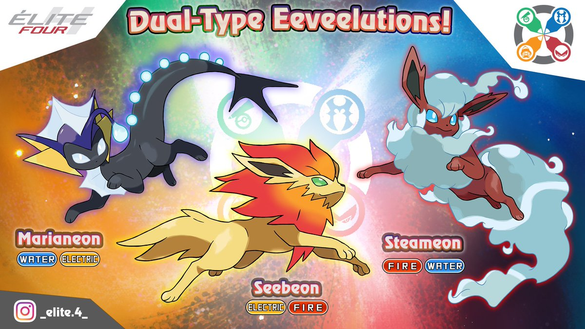 Pokemon Sword And Shield Leaks Eeveelutions