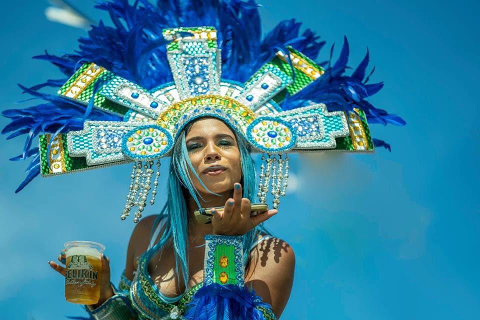 2018 Belize Carnival Images