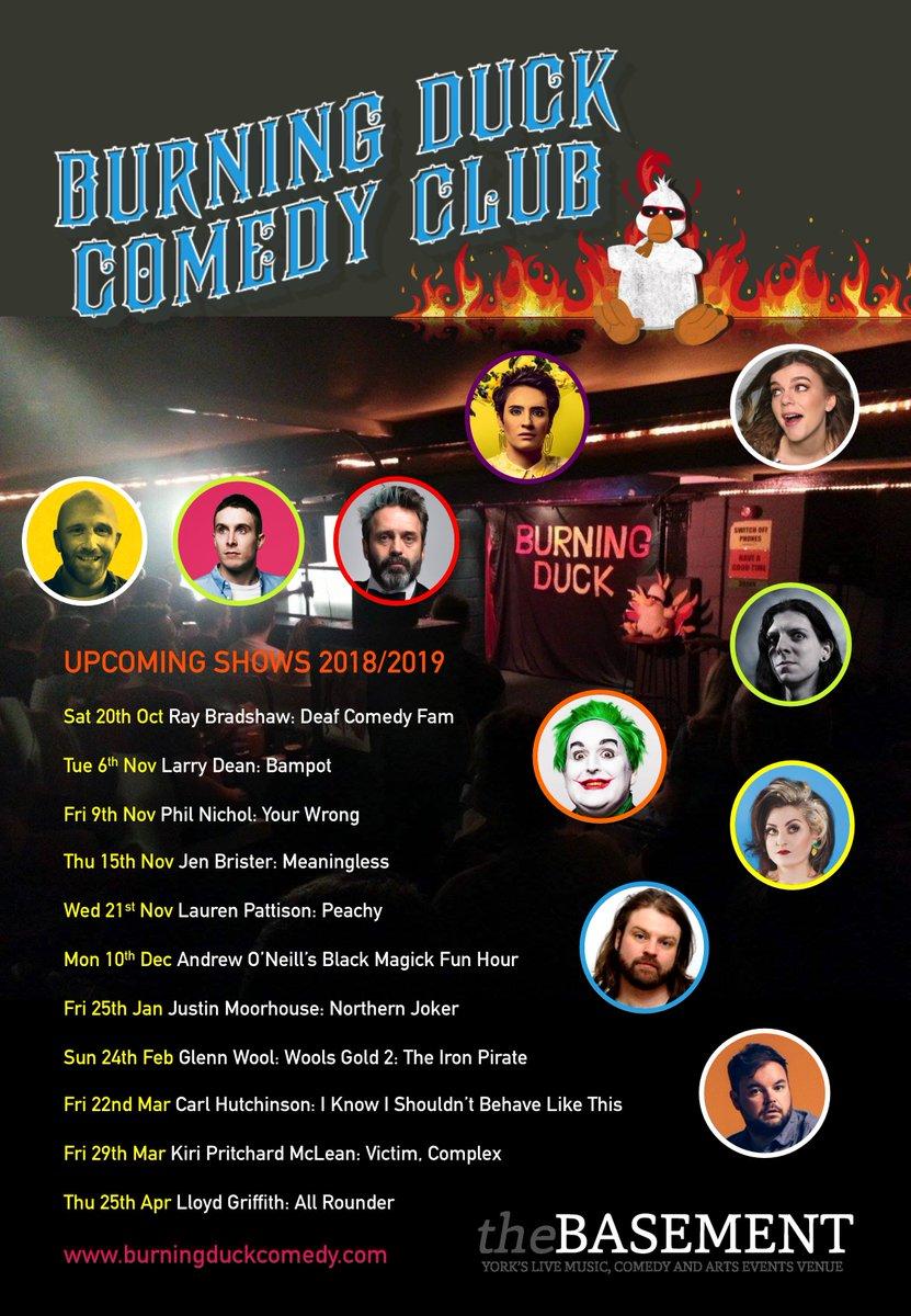 Burning Duck Comedy Club