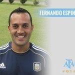 Fernando Espinoza Twitter Photo