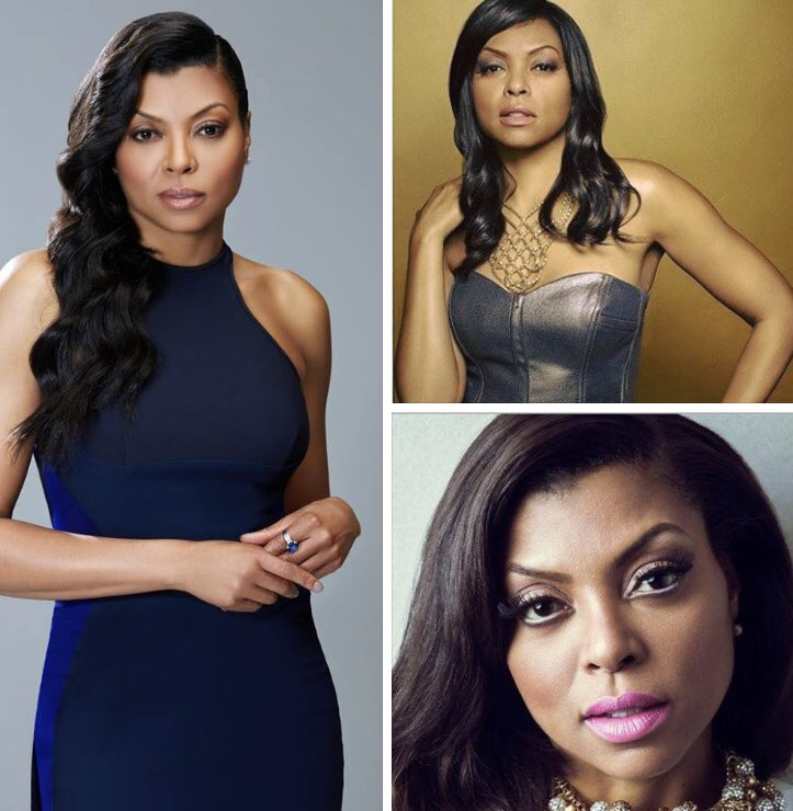 the beautiful and stunning Taraji p Henson my favourite actress have a beautiful day