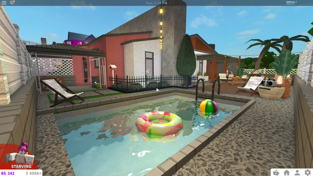 Daftpunk 7 S Bloxburg Builds Part 1 We have 21 pics on 2 don't forget to bookmark 2 story modern house bloxburg using ctrl + d (pc) or command + d (macos). daftpunk 7 s bloxburg builds part 1