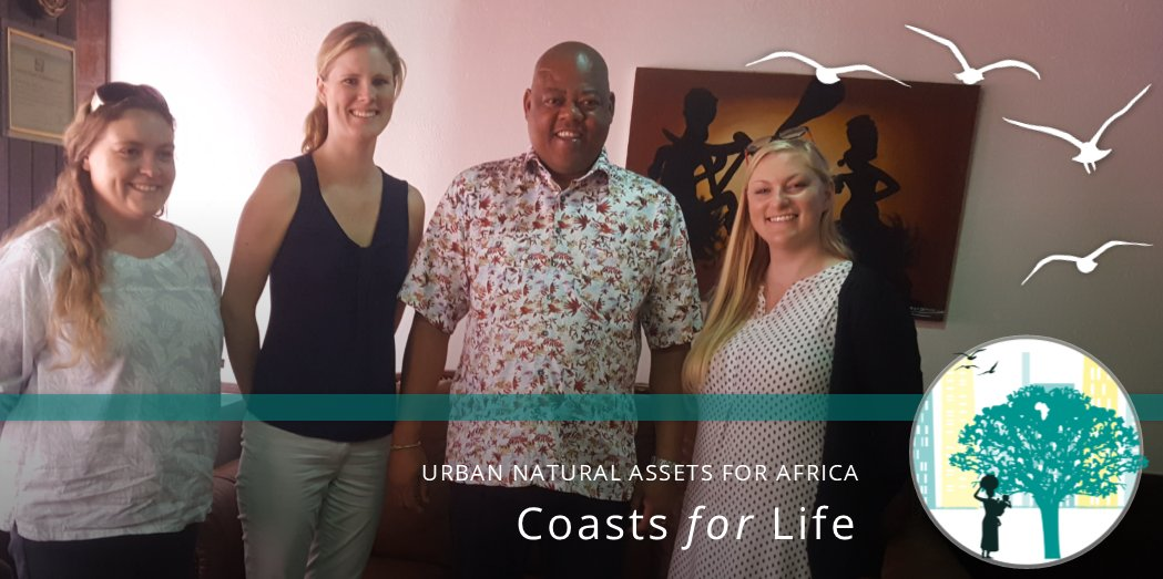 Our UNA team meet with #Nacala's Executive Mayor Rui Chong Saw, to officially launch the #UNACoasts project in #Mozambique  https://t.co/ibNzaU5sRj
