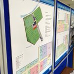 Great turnout yesterday at the public consultation for the proposed redevelopment of Huddersfield Town's training ground @htafcdotcom @PWAPlanning