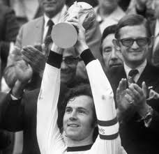 Happy birthday Franz Beckenbauer, turns 73 today.  Bet small win big. Bet small win big