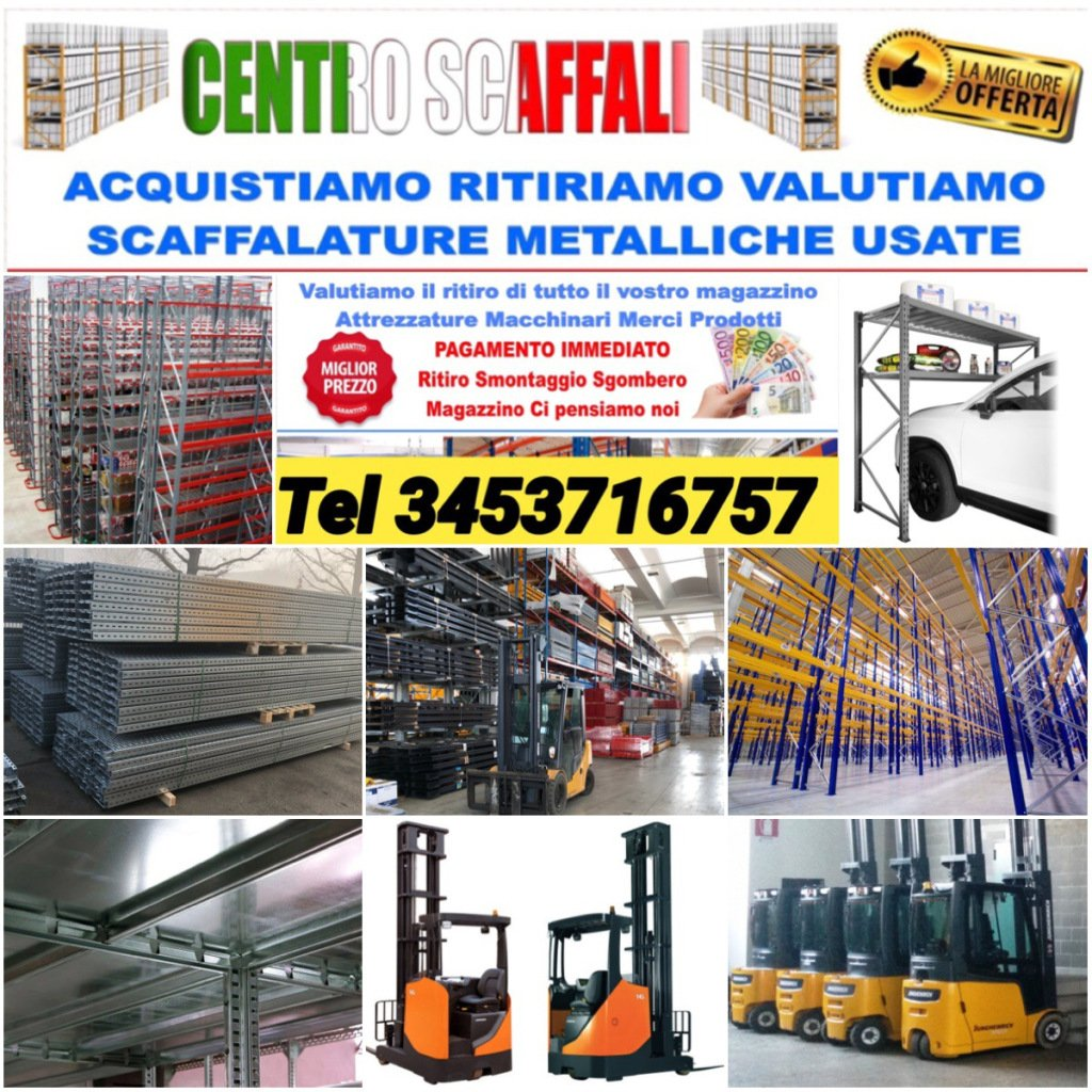 Vendita Scaffalature Industriali Usate.3453716757 Hashtag On Twitter