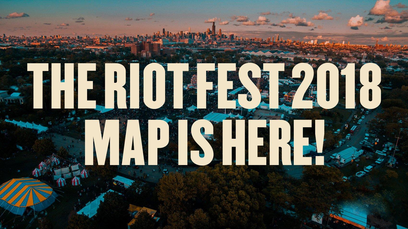 The Riot Fest map is here. https://t.co/IVJ5Z6pR1d https://t.co/8cw1Ku5x3q