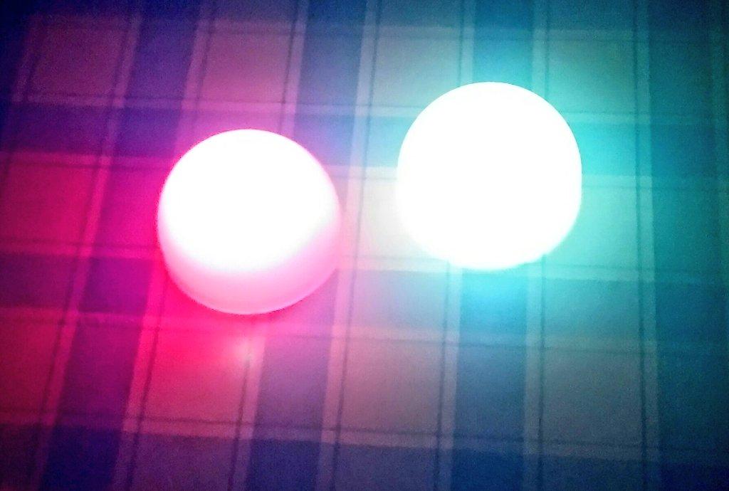 test ツイッターメディア - 停電で、懐中電灯が 売り切れてしまっている状況…??  そんな時、これは いかがでしょうか?…??  ダイソーで見つけました! LEDインテリアライト!??  これは、ボタン電池1個で、 意外に明るかったのに ビックリしました!ww?  連続使用36時間からとは、 災害時には助かります!??  #ダイソー https://t.co/iZAvAt7Zpm
