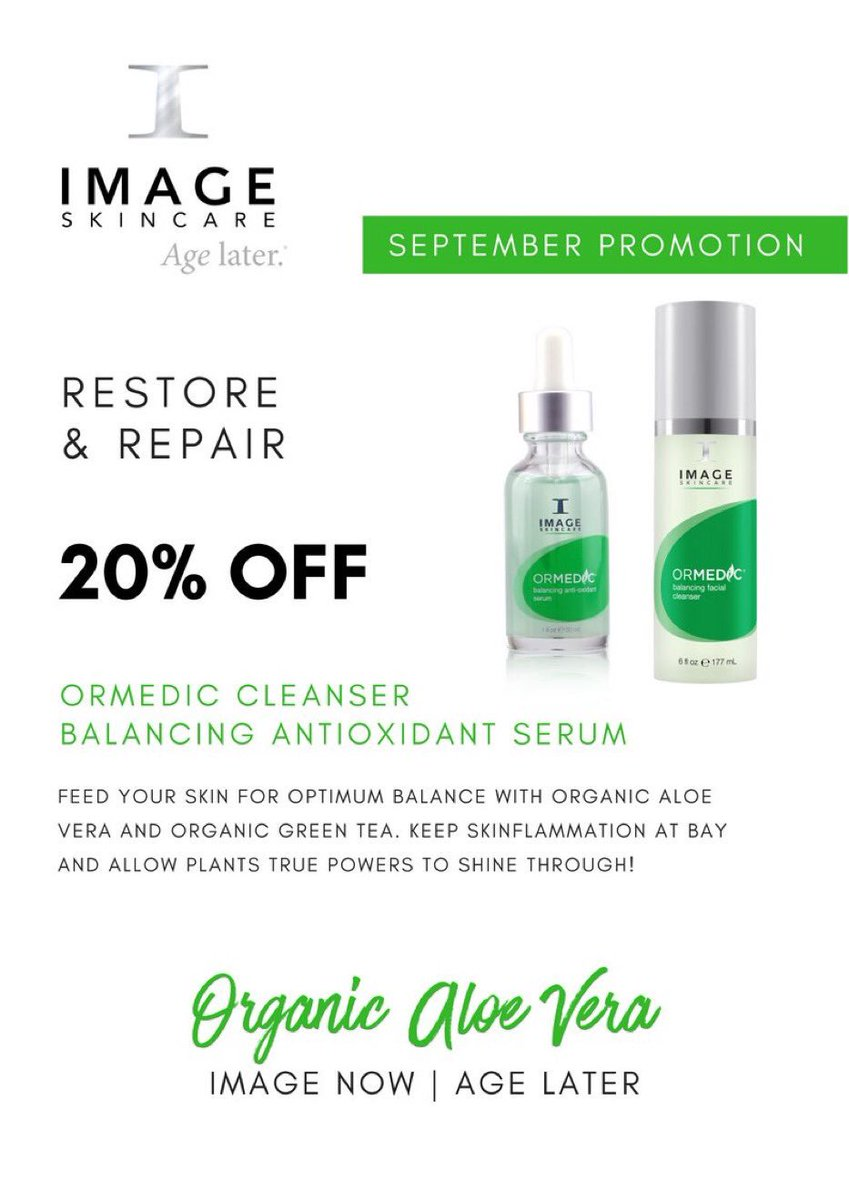 Image Skincare Ie On Twitter Have You Stocked Up On The Ormedic