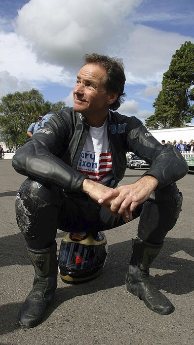 Happy Birthday to motorbike ace Barry Sheene! His legend lives on!