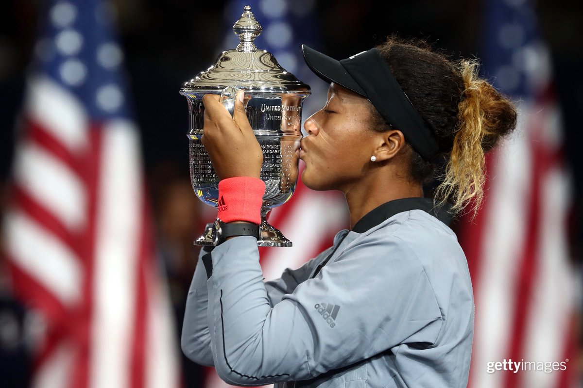Tournaments come and go, but the pictures are forever. The best of the 2018 @usopen: bit.ly/2x74L18