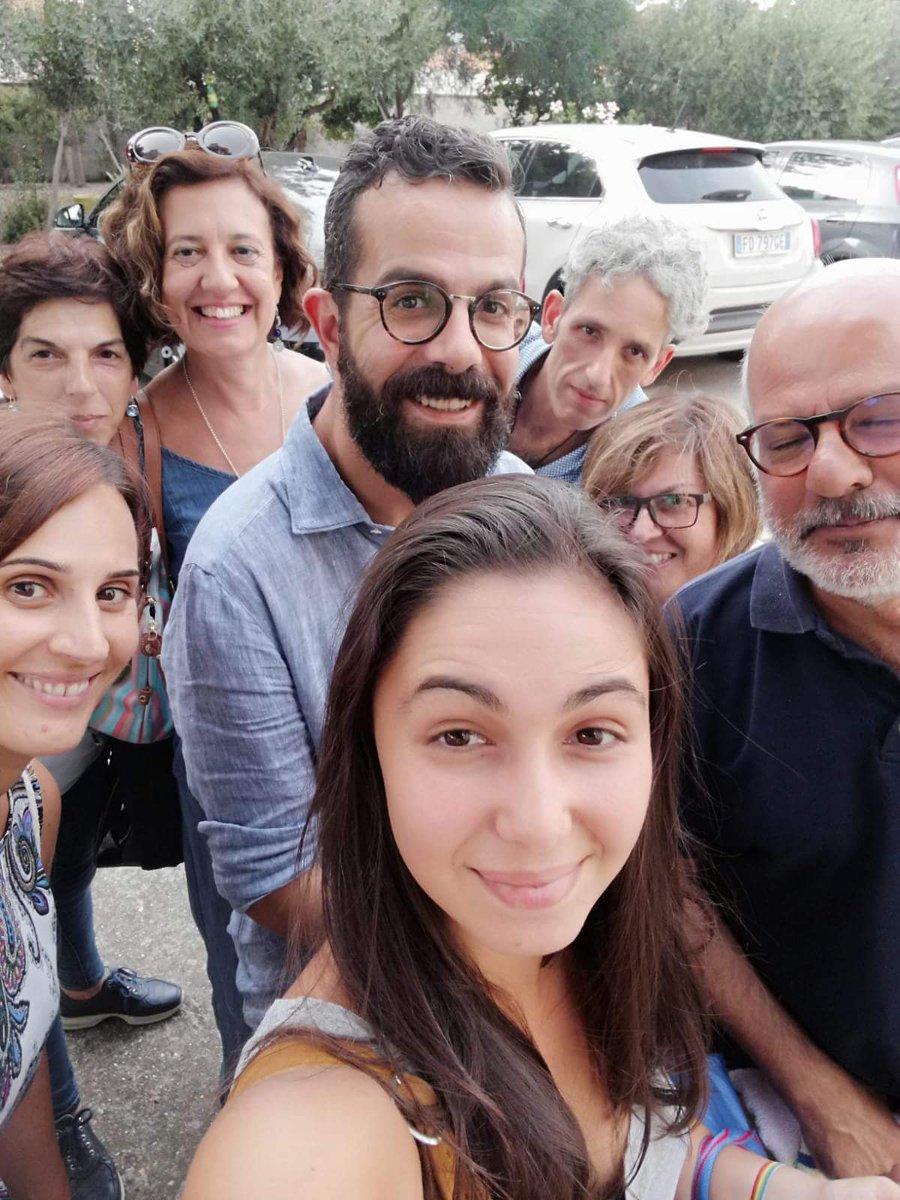 Le formazioni Amnesty rendono sempre felici e soddisfatti: spirito e panza! #dirittiumani #amnestyInternational #Sardegna #piùsocipiùdiritti  - Ukustom