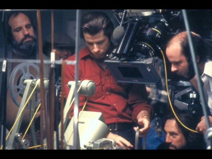 Happy 78th Birthday, Brian De Palma!