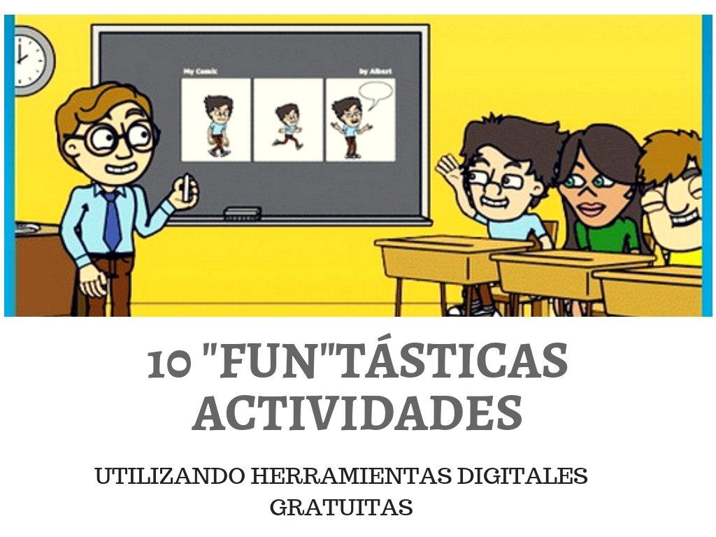 Blog De Cristina On Twitter New Workshop Only For Fun Tastic