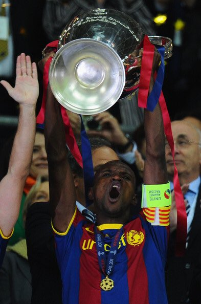 Happy birthday to club legend and current technical director Eric Abidal!