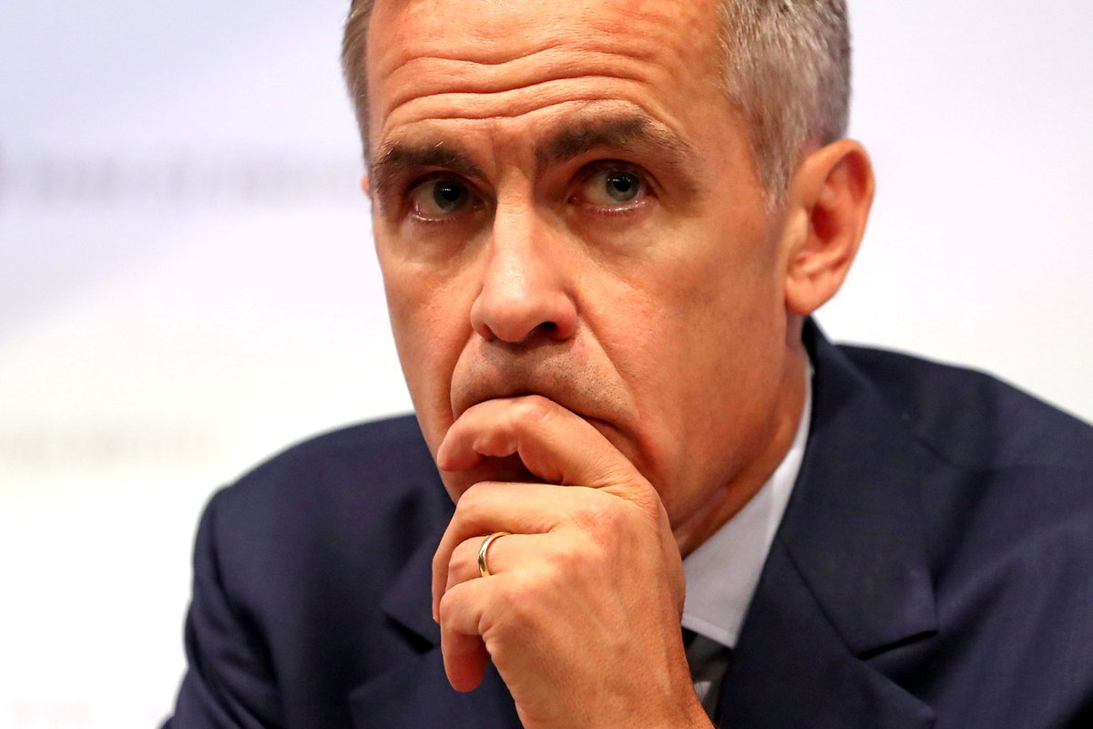 British finance minister says Bank of England governor #MarkCarney to stay on as #Brexit turbulence looms https://t.co/OtIlH80Oo3