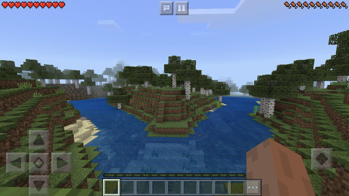 How to set up a minecraft pocket edition server on the raspberry.