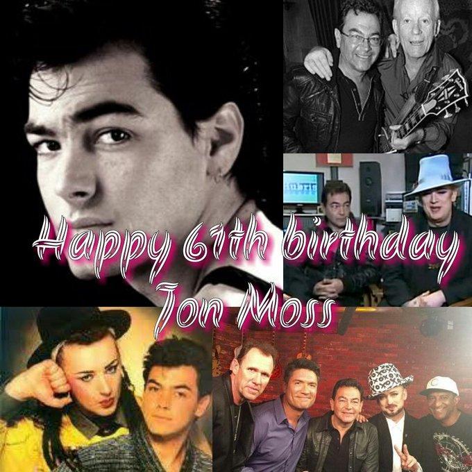 Happy birthday Mr Jon Moss!