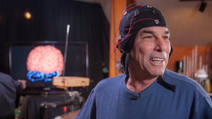 Mickey Hart from the Grateful Dead was born 75 years ago today.   Happy Birthday you handsome Rhythm Devil!