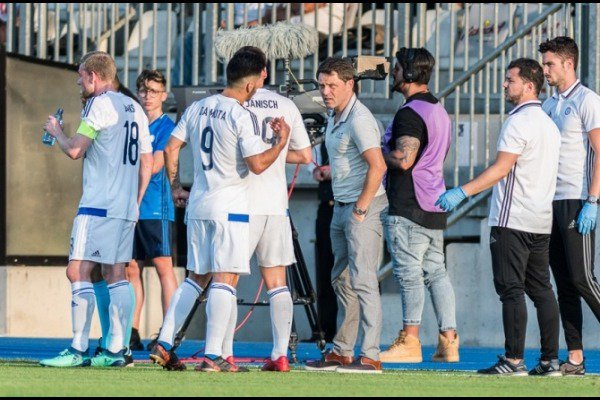 Video: San Marino vs Luxembourg