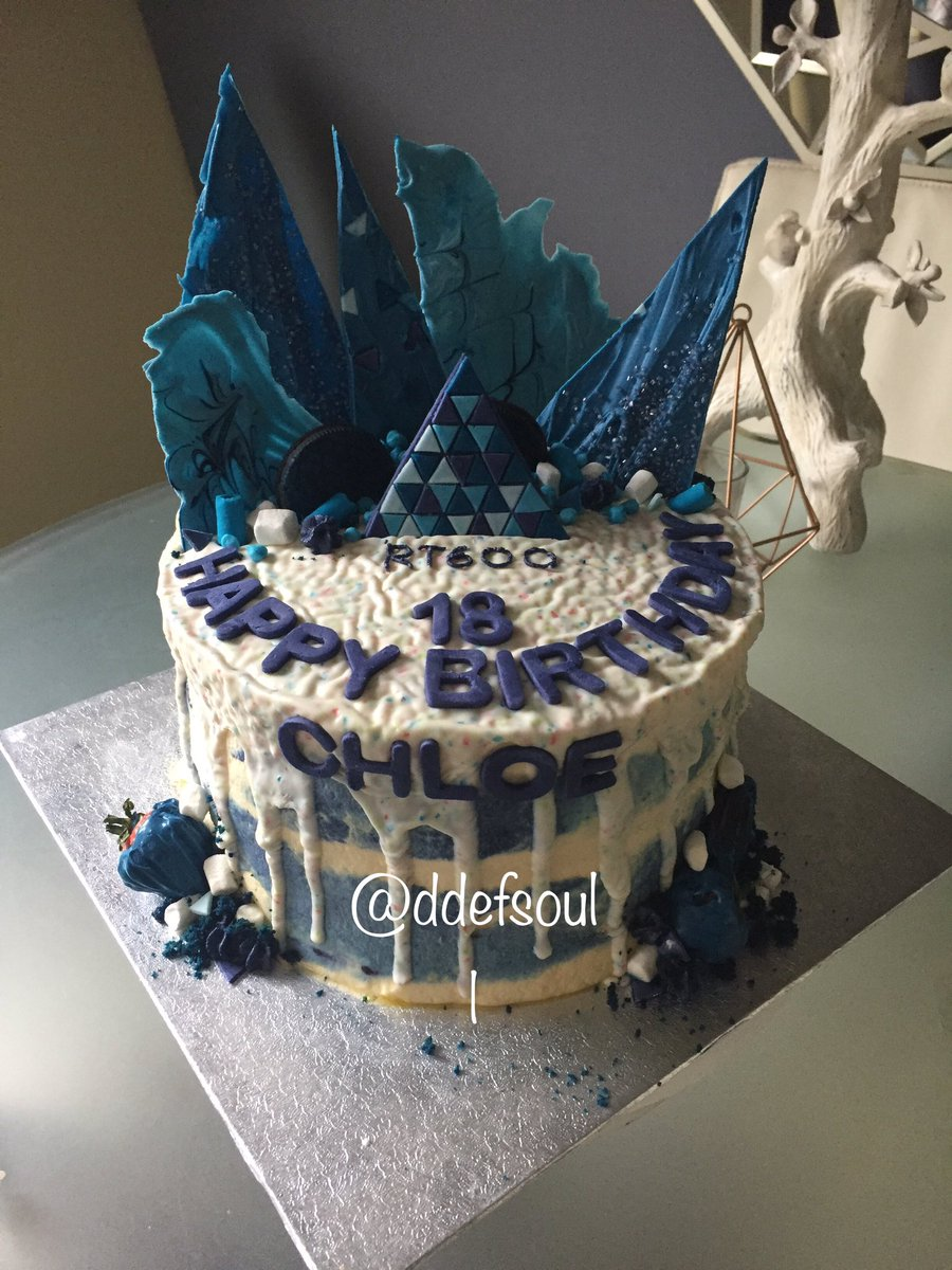 Terrific Brybot On Twitter Happy Birthday And This Cake Is Personalised Birthday Cards Petedlily Jamesorg