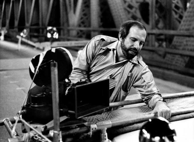 Happy birthday to Brian De Palma!