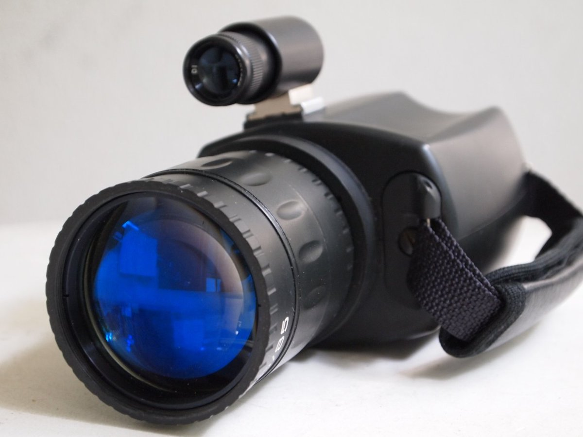 Militär infrarot zielfernrohr nachtsichtgerät mit pistole typ