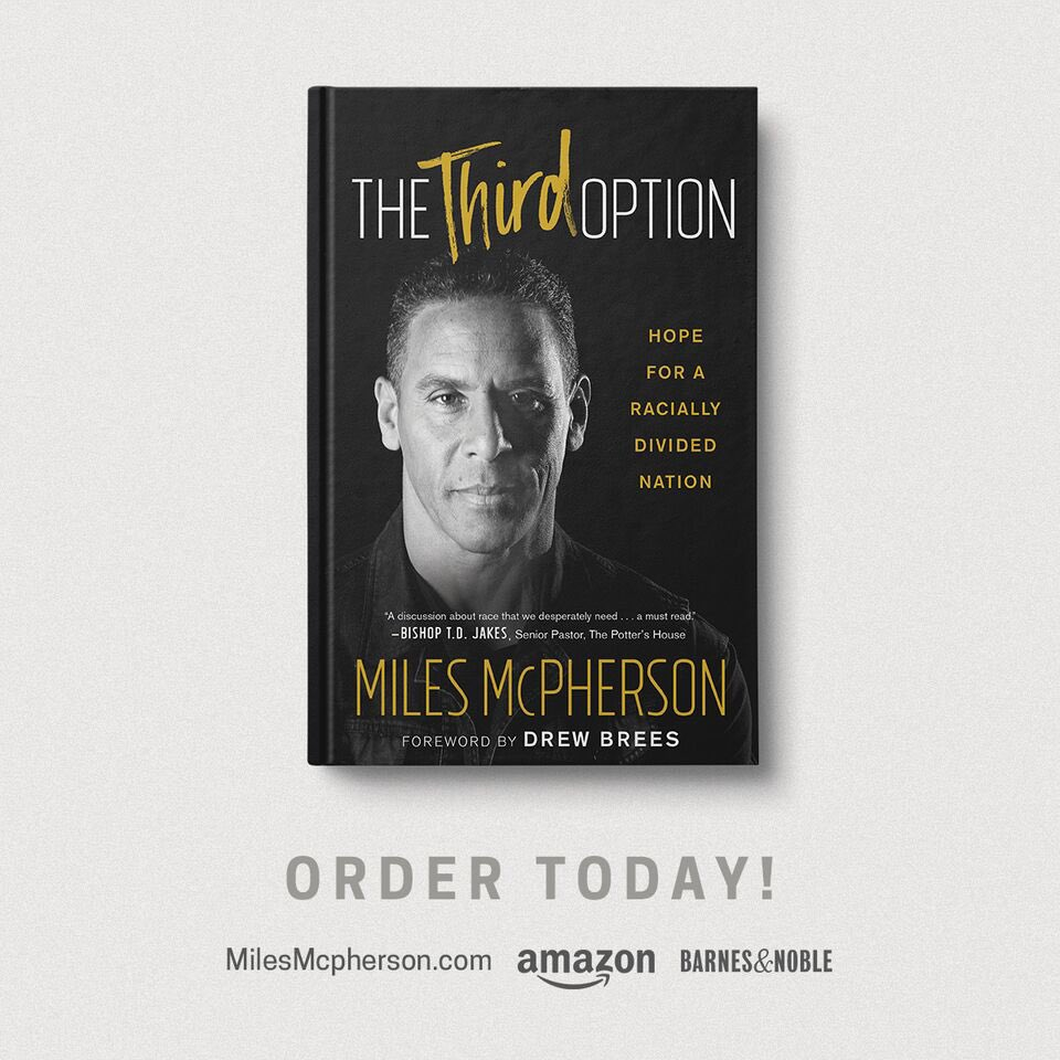 My friend for over 20 years, @milesmcpherson released another book today. He's a voice I trust. Well done, Miles.