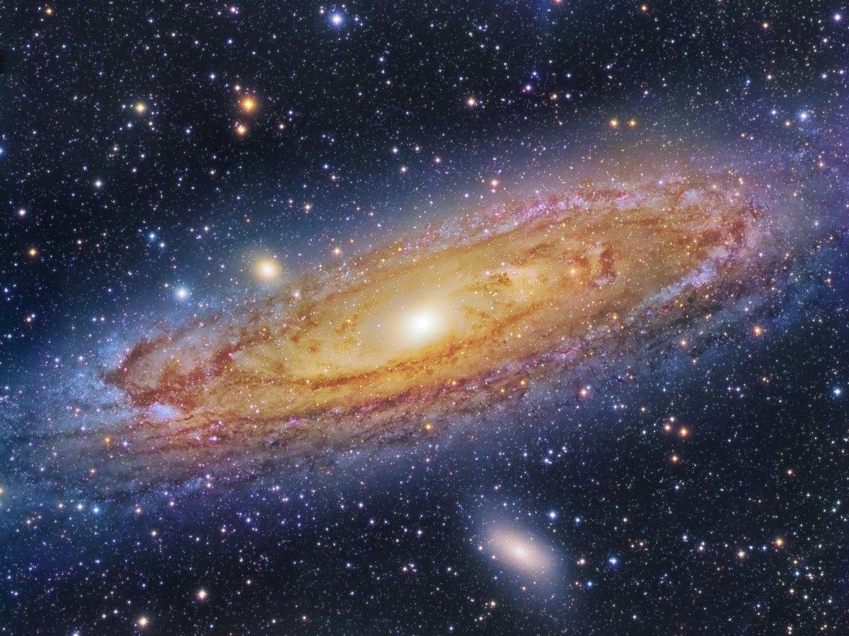 andromeda galaxy images - HD1200×899