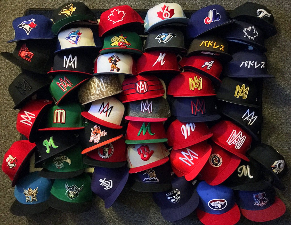 Lids Custom Hats >> Lids On Twitter Collecting Started With Padres Hats