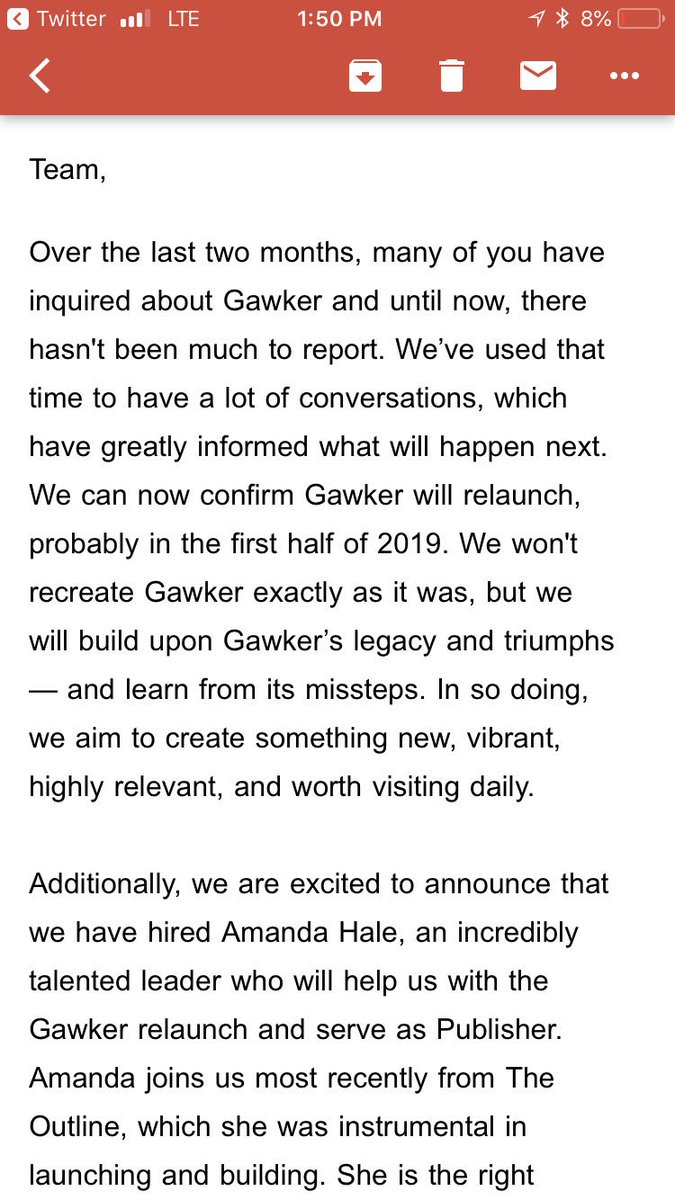 Ben Mullin On Twitter Full At Gawker Memo From Bryan Goldberg We