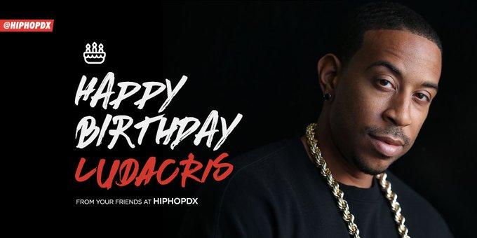 Happy Birthday  What\s your favorite Ludacris record?