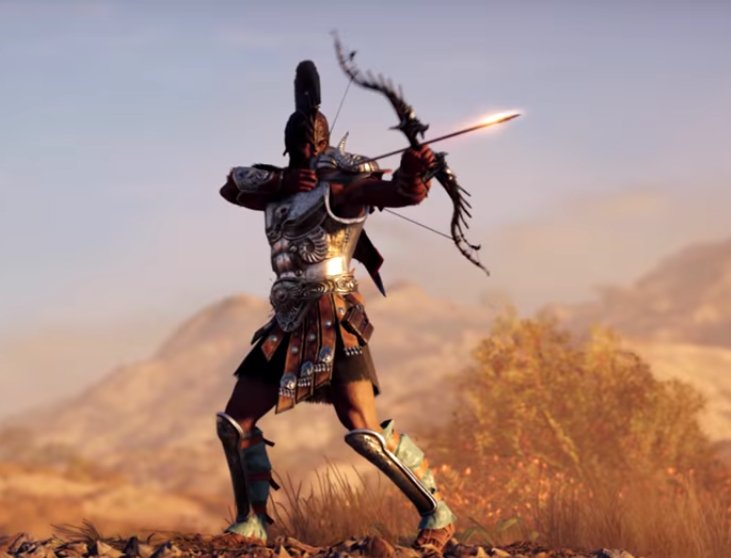 Image result for assassin's creed odyssey bow and arrow