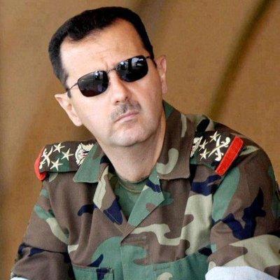 Happy birthday to the Lion of Syria Bashar Al-Assad