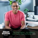 """From NFL defensive back to pastor, @milesmcpherson has an incredible story. We chat about his journey as well as his new book, """"The Third Option: Hope for a Racially Divided Nation,"""" on this latest episode – check it out: https://t.co/GO8F7B3AdA"""