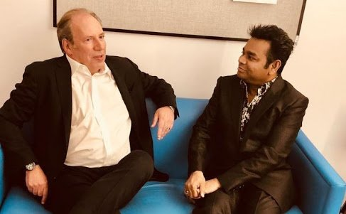 Happy 61st Birthday The Legendary Music Composer Hans Zimmer Sir