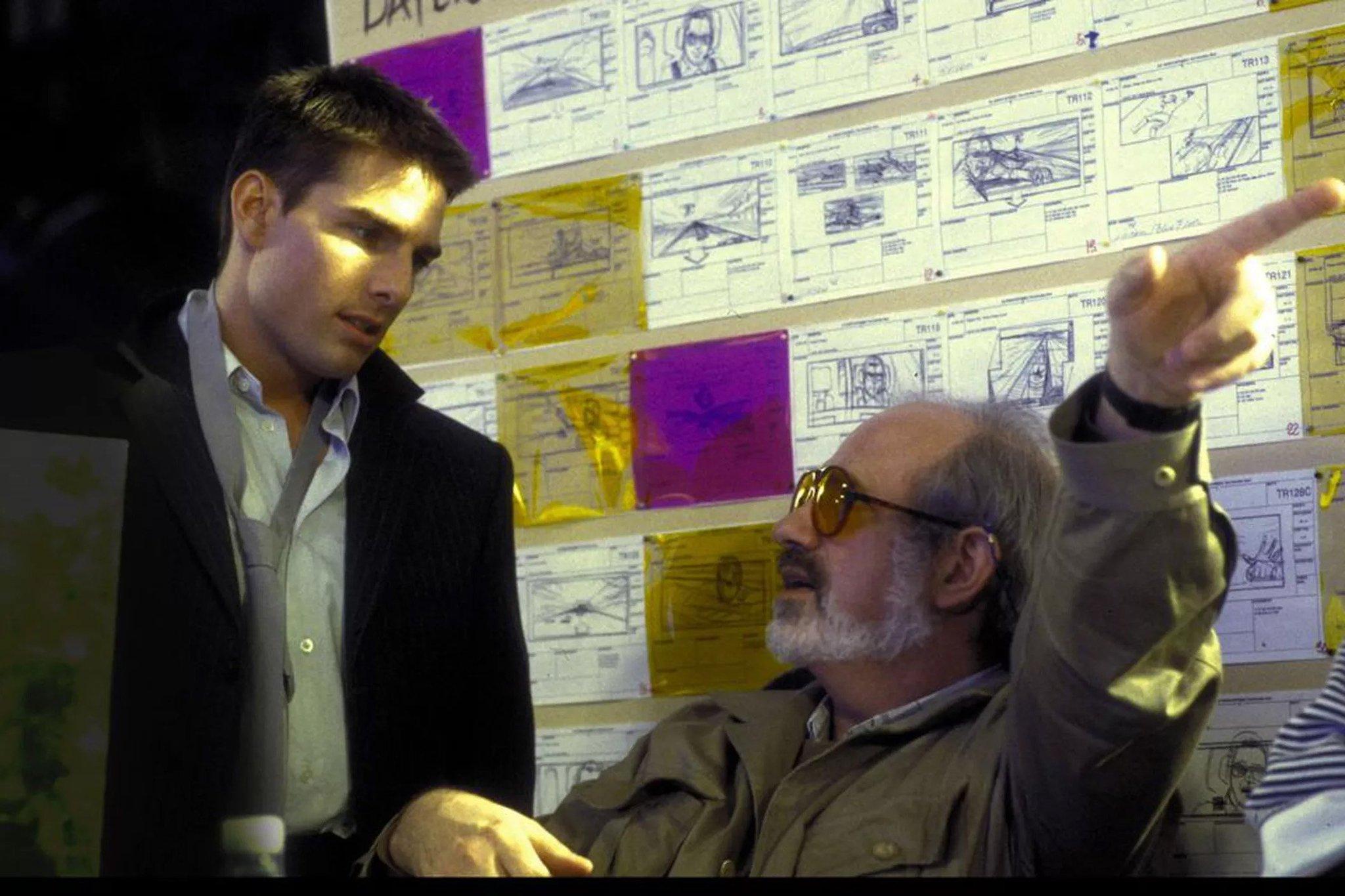Happy Birthday Brian De Palma!